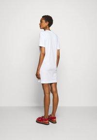 Love Moschino - Jersey dress - optical white - 2