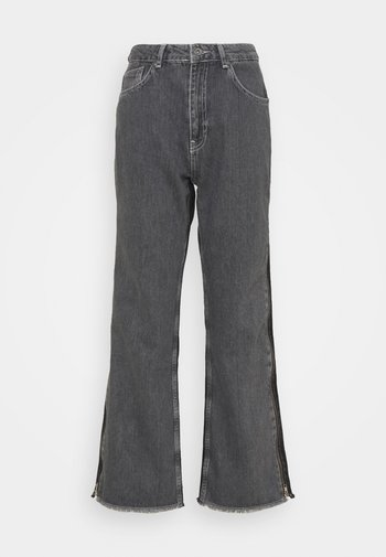 GEMINI - Jeans straight leg - grey