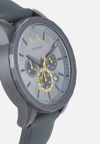 Armani Exchange - SET - Hodinky se stopkami - gray - 6
