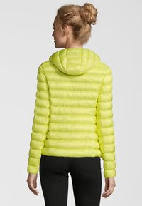 No.1 Como - STEPPJACKE BERGEN - Winter jacket - lime - 1