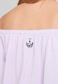 DreiMaster - Damen Shirt - Long sleeved top - hellflieder - 3