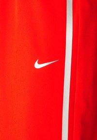 Nike Performance - PANT - Pantalones deportivos - chile red/metallic silver - 2