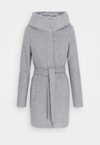 VMCLASSLIVA JACKET - Short coat - light grey