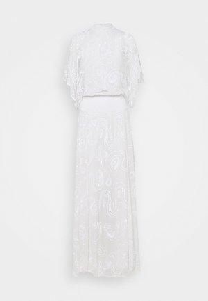 AUBREE DRESS - Suknia balowa - white