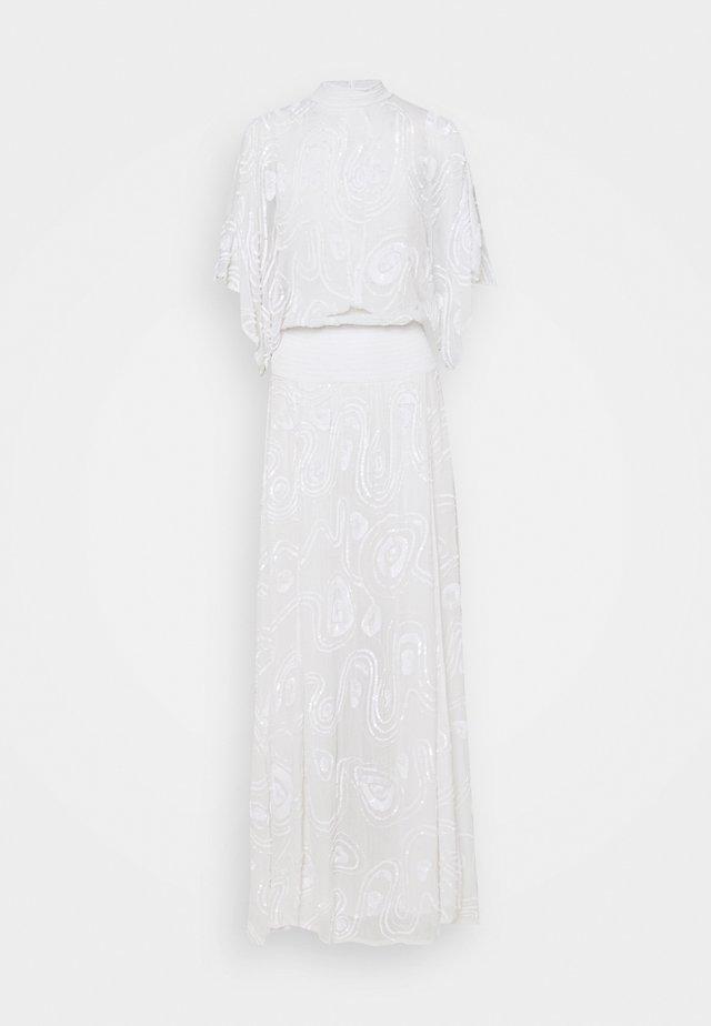 AUBREE DRESS - Occasion wear - white