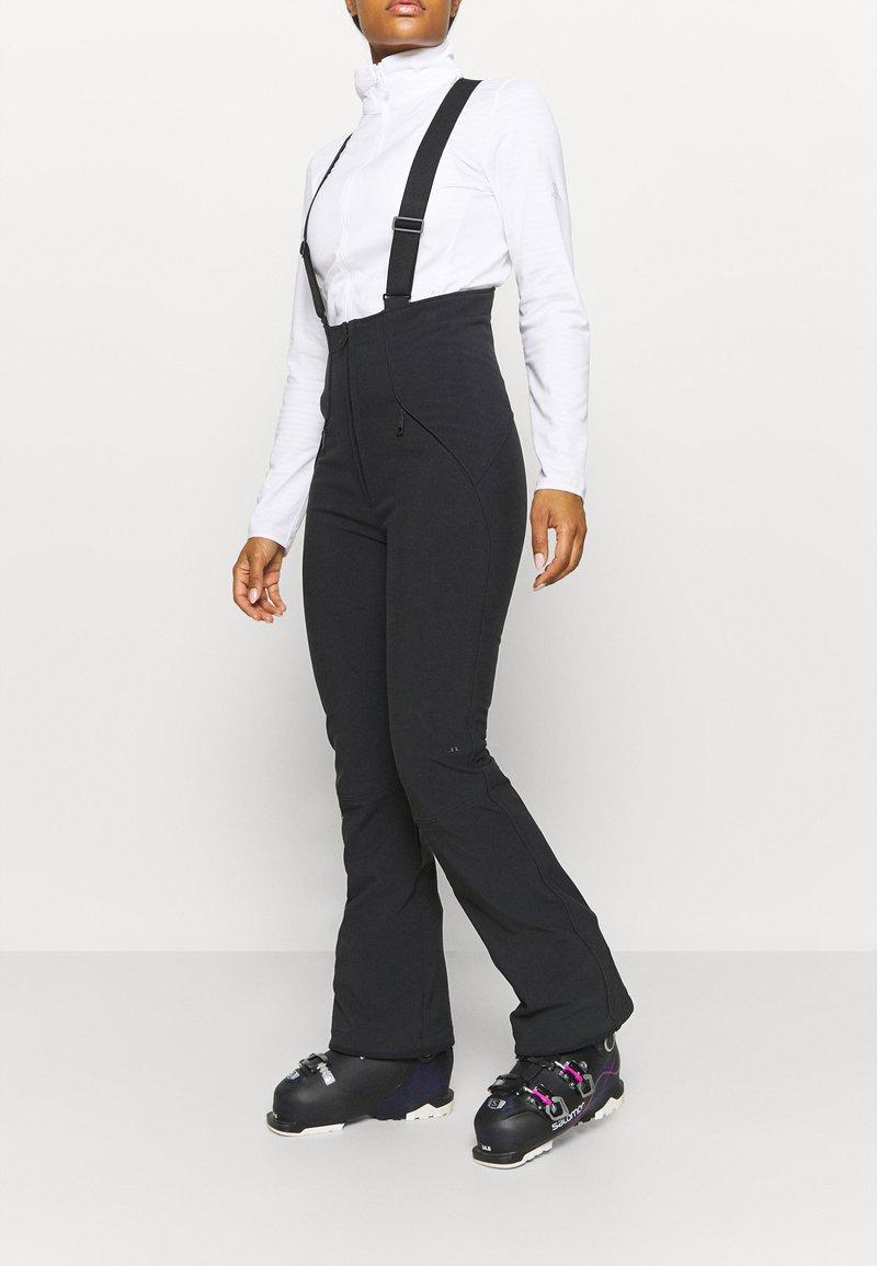 J.LINDEBERG - STANFORD BIB SKI - Snow pants - black