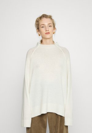 BRIANNE - Jumper - soft white