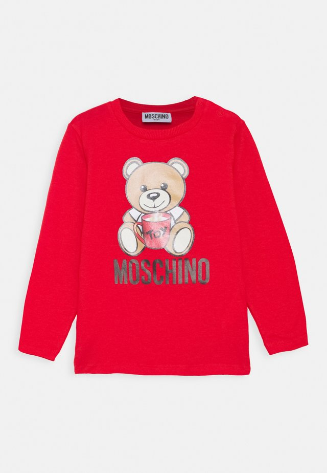 UNISEX - T-shirt à manches longues - poppy red