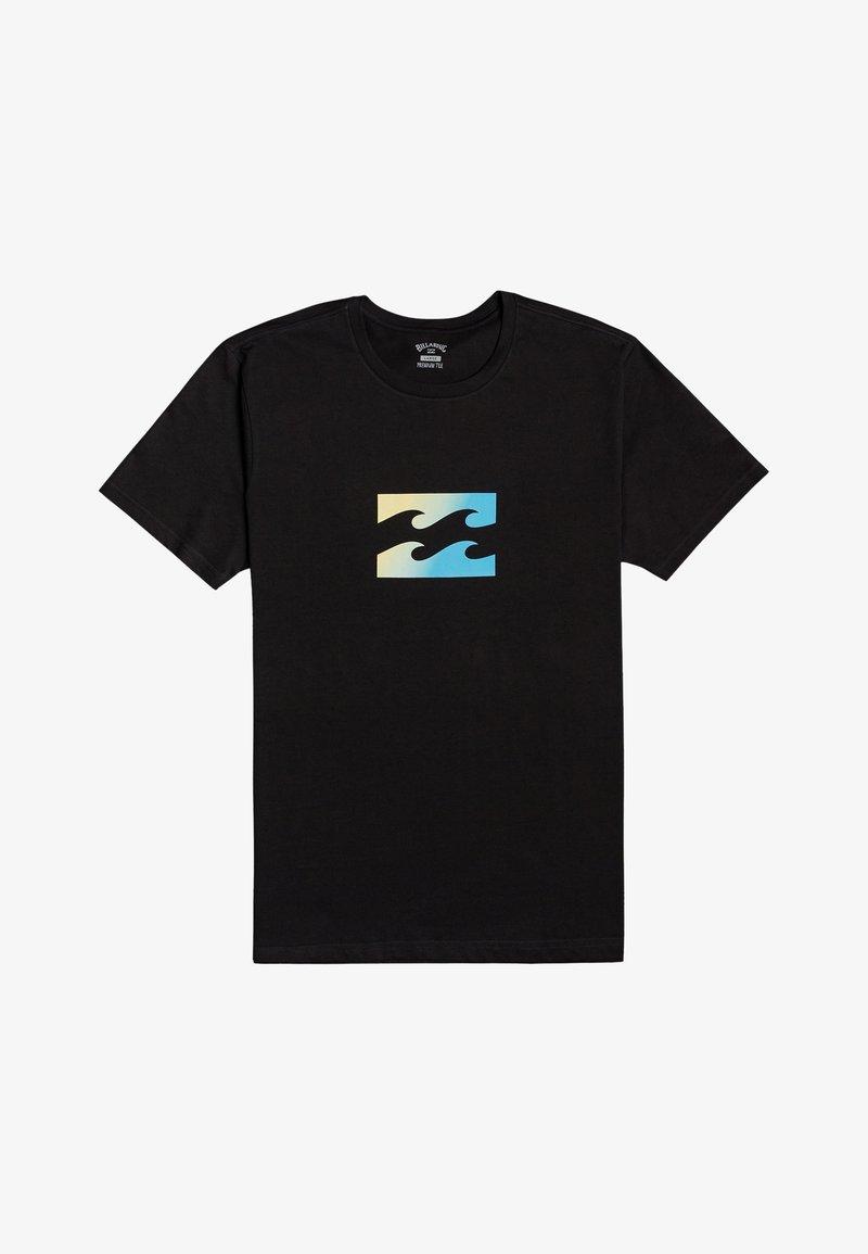 Billabong - TEAM WAVE  - Print T-shirt - black