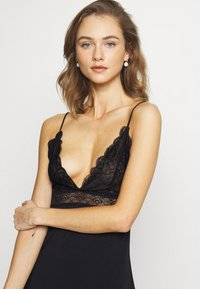 Nly by Nelly - SOFT DREAM DRESS - Nightie - black - 3