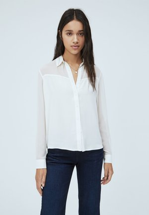 NAIA - Button-down blouse - mousse