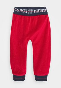 Guess - VEST BODY PANTS BABY SET - Body - tulip red - 2
