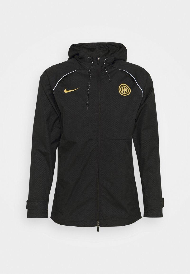 Nike Performance - INTER MAILAND - Club wear - black/truly gold