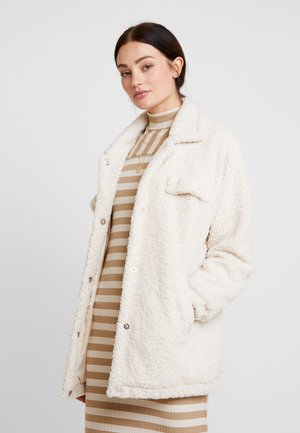 SIGI  JACKET - Bomber bunda - warm off white