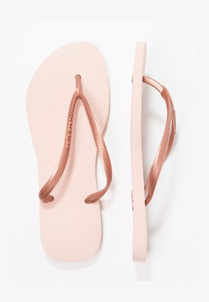 Pool shoes - ballet rose