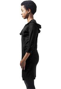 Urban Classics - Short coat - black - 2