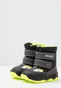 Primigi - Baby shoes - grey/black - 3