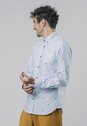TOBITA ICON  - Shirt - blue
