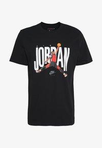 JUMPMAN PHOTO CREW - T-shirt print - black