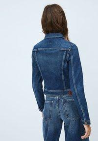 Pepe Jeans - CORE  - Džínová bunda - dark blue - 2