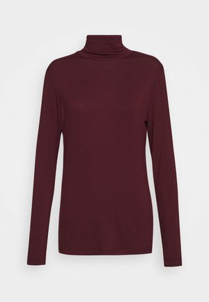 YOKO ROLLNECK - Long sleeved top - port royale