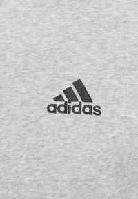 adidas Performance - CUT - Felpa - medium grey heather/black - 6