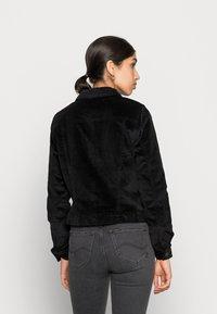 Noisy May - NMADA JACKET  - Summer jacket - black - 2