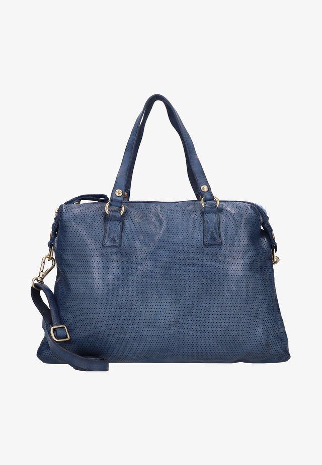 Tote bag - blu indaco
