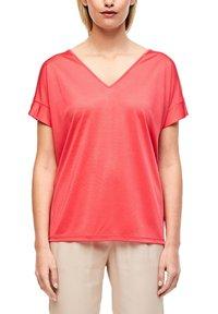 s.Oliver BLACK LABEL - Print T-shirt - popsicle pink - 3