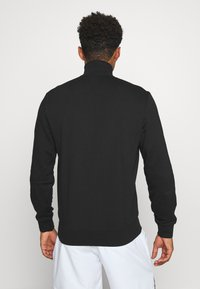 Lacoste Sport - CLASSIC JACKET - Zip-up hoodie - black - 2