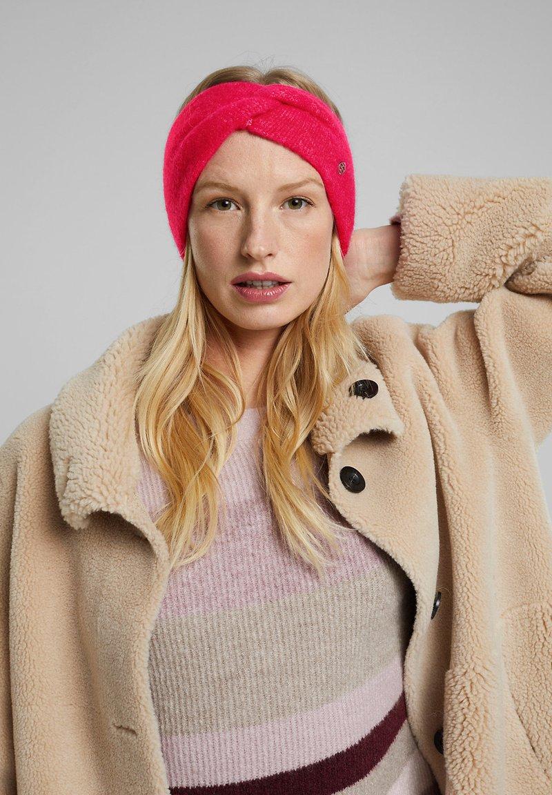 Esprit - Ear warmers - pink fuchsia