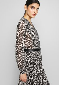 MICHAEL Michael Kors - DRESS - Shirt dress - black/bone - 3