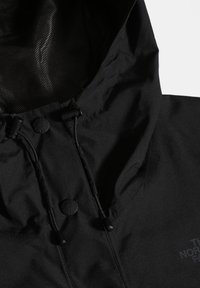 The North Face - W WOODMONT RAIN JACKET - Regnjakke / vandafvisende jakker - tnf black