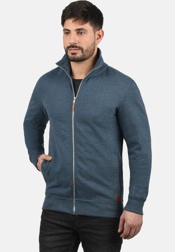 ALIO - Zip-up sweatshirt - blue
