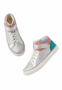 Boden - High-top trainers - silber glitzer - 1