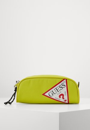 UNISEX SMALL POUCH - Penál - shiny light green