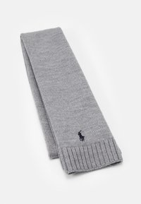 Polo Ralph Lauren - APPAREL ACCESSORIES SCARF UNISEX - Scarf - dark sport heather - 0
