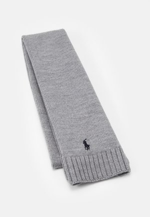 APPAREL ACCESSORIES SCARF UNISEX - Šála - dark sport heather