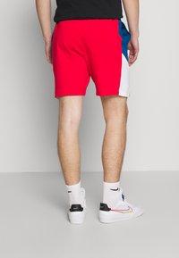 Nike Sportswear - Shorts - university red/industrial blue/white - 2