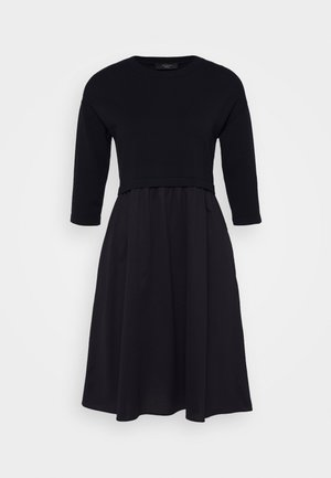 KUENS - Strickkleid - navy