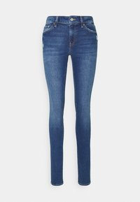 Mavi - ADRIANA - Jeans Skinny Fit - dark blue denim - 4