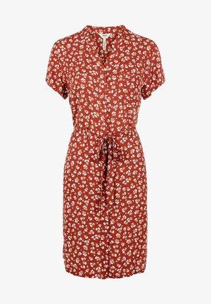 BIRDY DRESS - Blousejurk - mottled red
