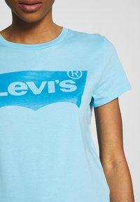 Levi's® - THE PERFECT TEE - T-shirts print - baltic sea - 5