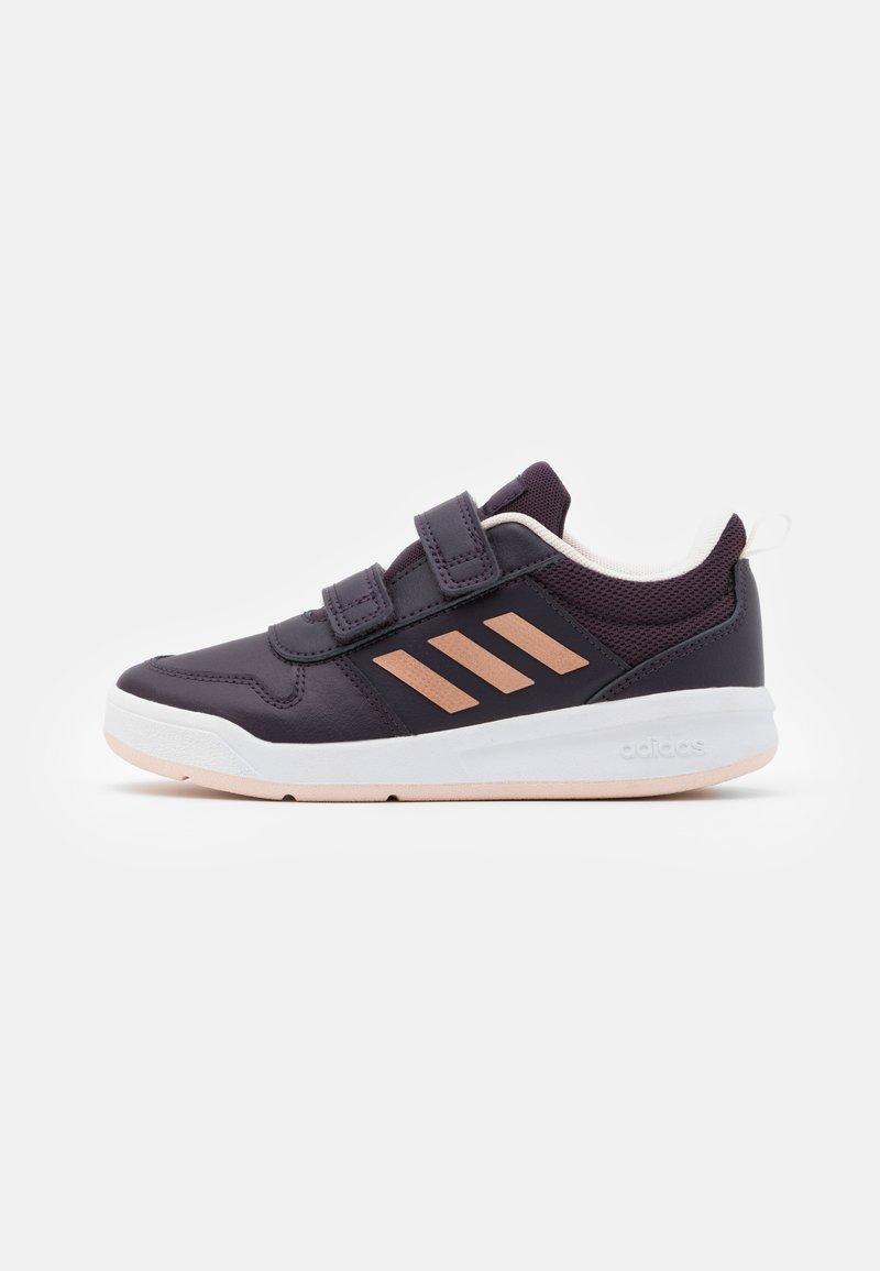 adidas Performance - TENSAUR UNISEX - Chaussures d'entraînement et de fitness - noble purple/copprt metallic/pink tint