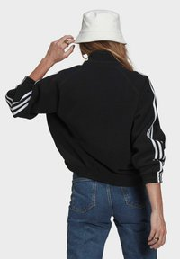 adidas Originals - FLEECE HZ - Sweat polaire - black - 2