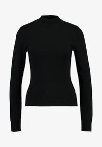 Monki - INGRID - Pullover - black - 4
