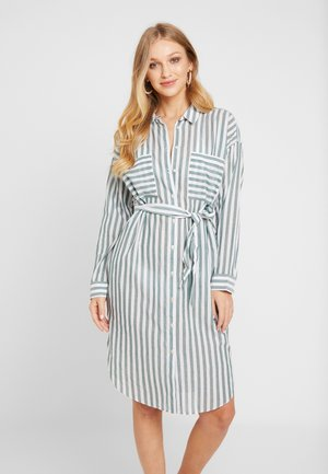 STRIPE BEACH DRESS - Beach accessory - jungle