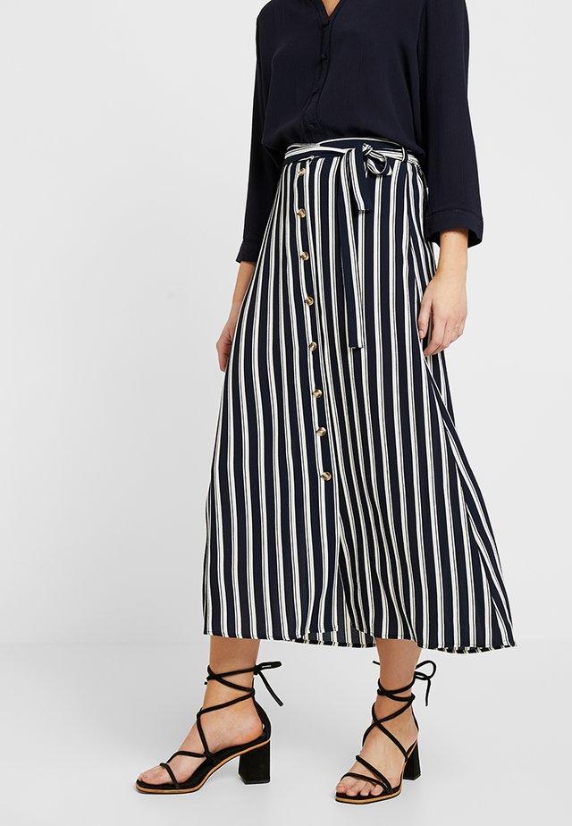 VMSASHA ANCLE SKIRT NOOS - A-line skirt - navy blazer/snow white coco