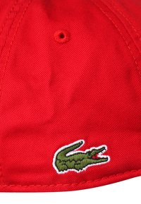 Lacoste - Keps - red - 4
