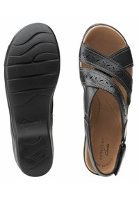 Clarks - LEXI PEARL - Sandals - black leather - 3